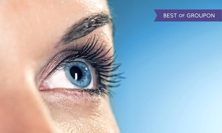 $198 for $2,000 Toward Laser Vision Correction at First Colonial Eye Center