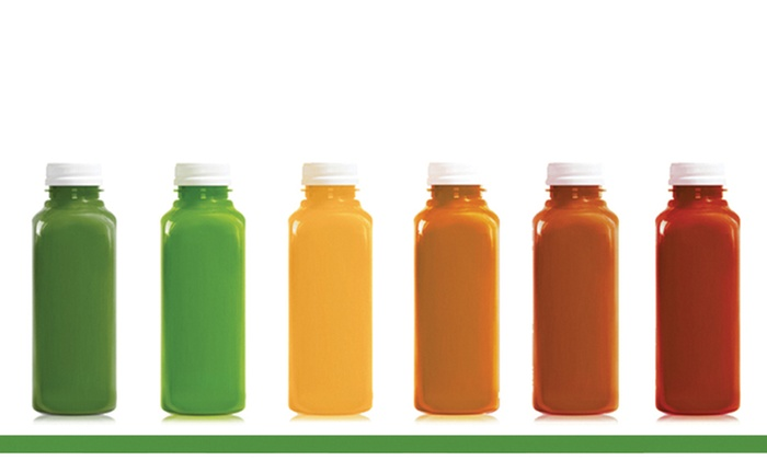 Fruit Farm - Downtown Los Angeles: Three-Day Juice Cleanse from Fruit Farm (25% Off)
