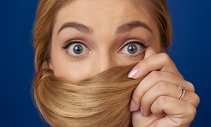 Pangea Spa: Permanent Eyeliner for Upper and/or Lower Eyelids or for Eyebrows at Pangea Spa (Up to 47% Off)