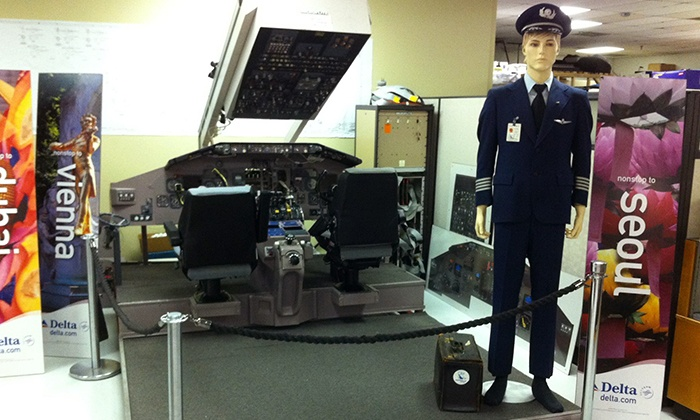 National Museum of Commercial  Aviation - Forest Park-Morrow: $16 for Family Admission and Gift Shop Credit at the National Museum of Commercial Aviation ($30 Value)