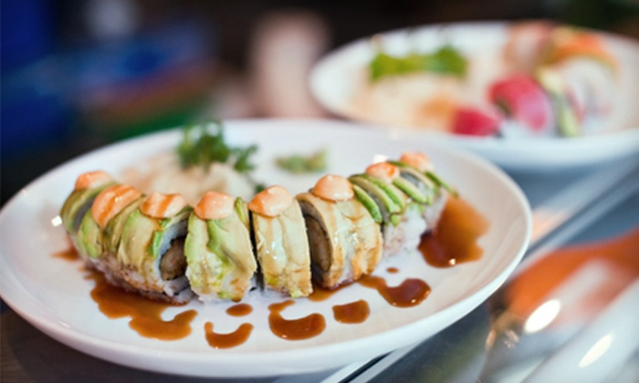 Shogun Sushi - Carmichael: Sushi and Japanese Cuisine at Shogun Sushi (Half Off). Two Options Available.