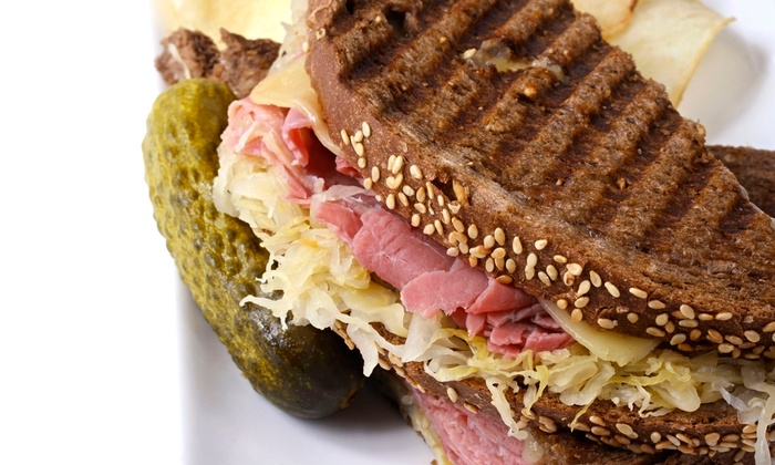 Max's Meats & Deli - Florissant: Deli Meats and Sandwiches at Max's Meats & Deli (Up to 43% Off). Two Options Available.