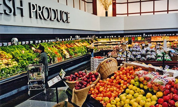 Mustard Seed Market & Café - Multiple Locations: $10 for $20 Worth of Natural Groceries at Mustard Seed Market & Café