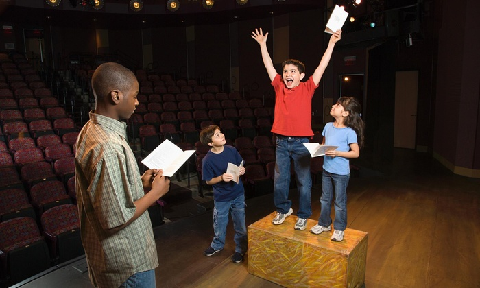 Drama Kids Wilmington - The Flats: Four-Hour Acting Class at Drama Kids of Wilmington (55% Off)
