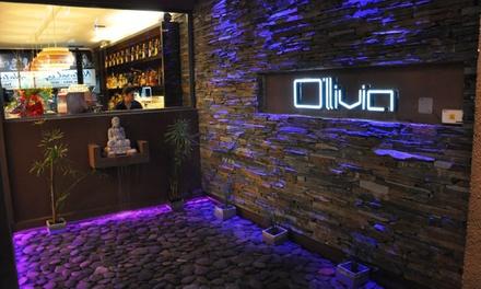 Desde $339 por cena o almuerzo para 2 o 4 con entrada + principal + postre + copa de espumante en Ollivia Restaurante