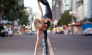 Indie Yoga: 5 or 10 Yoga Classes at Indie Yoga (Up to 69% Off)