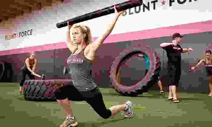 Blunt Force - Blunt Force: One Month Full Force Workout Program at Blunt Force (64% Off)