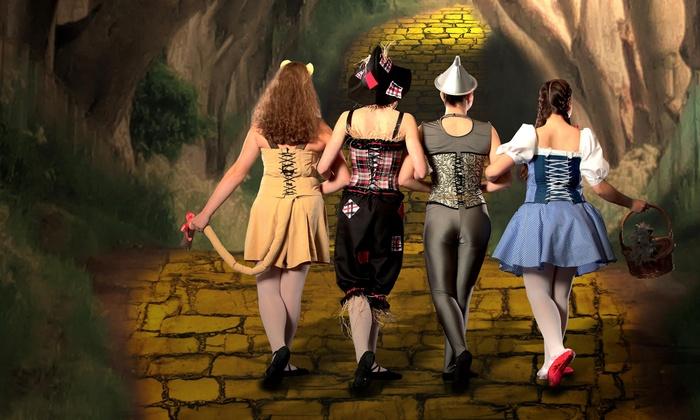 """The Wizard of Oz"" - Renton IKEA Performing Arts Center: Ensemble Ballet Theatre's ""The Wizard of Oz"" at IKEA Performing Arts Center on May 2 or 3 (Up to 33% Off)"