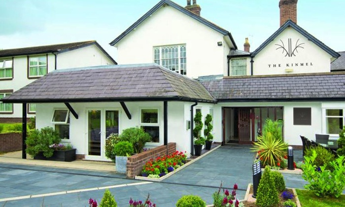 Dinner bed and breakfast hotel deals north wales