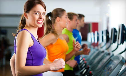 One- or Three-Month Gym Membership with Unlimited Classes at King's Court Health and Sports Club (Up to 67% Off) *