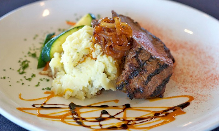 Copper Dine and Drink - East Lansing: $30 for $50 Worth of American Food and Drinks at Copper Dine and Drink