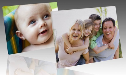 Custom Photo on Canvas from MailPix. Multiple Sizes from $21.99–$69.99.