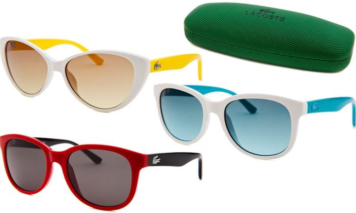 643cfa430d48 Lacoste Kids  Sunglasses