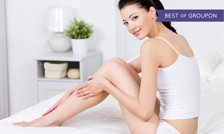 Six Laser Hair-Removal Treatments at Living Wellness Medical Center (Up to 93% Off). Three Options Available.
