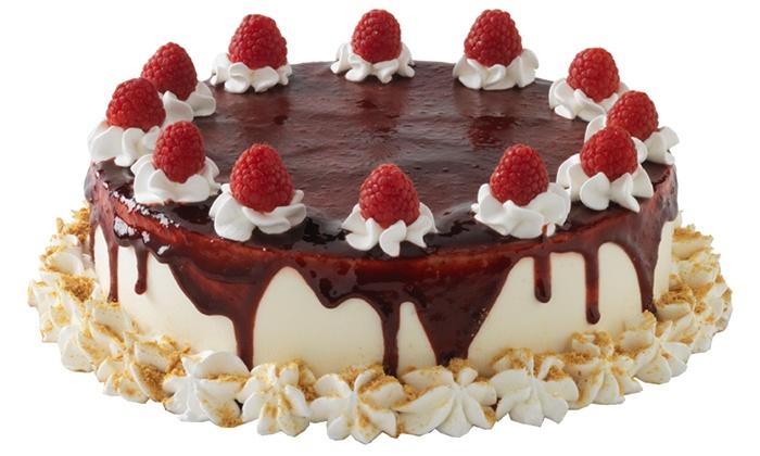 Marble Slab Creamery - Multiple Locations: One Large Ice-Cream Cake ...