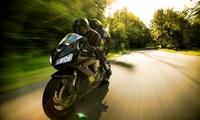 Wertgutschein über 900 € anrechenbar auf eine Motorrad-FS-Ausbildung (Klasse A) in der Traffic World Fahrschule