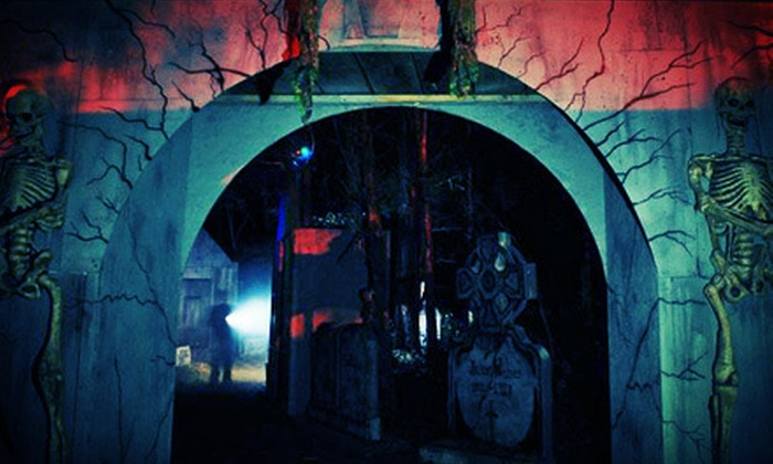 Nightmare Forest - Brandenburg: General or VIP Admission for Two to Nightmare Forest (Up to 58% Off)