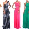Women's Long Evening Dresses in Standard and Plus Sizes