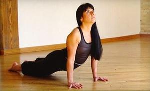 YamaYoga: $65 for 10 Hot Vinyasa Classes or Yoga Flow Classes at YamaYoga ($130 Value)