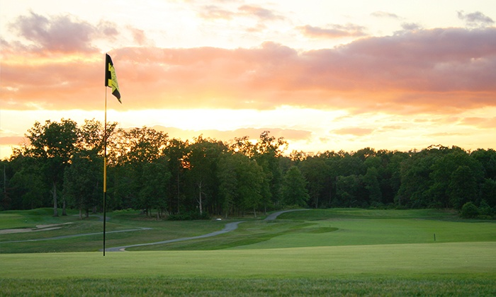 Pleasant Valley Golf Club - South Riding: 18-Hole Round of Golf with Cart and Beer for One, Two, or Four at Pleasant Valley Golf Club (56% Off)
