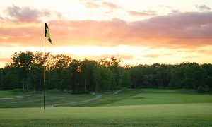 Pleasant Valley Golf Club: 18-Hole Round of Golf with Cart and Beer for One, Two, or Four at Pleasant Valley Golf Club (56% Off)