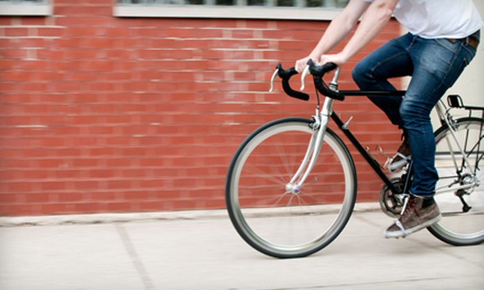 21st Avenue Bicycles - Northwest District: $40 for a Bike Tune-Up at 21st Avenue Bicycles ($80 Value)