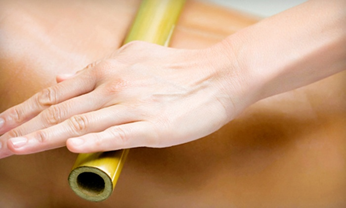 Body Brilliance Massage - Knightdale: $59 for a 60-Minute Bamboo Fusion Massage with Scented Oils and Hot Towels at Body Brilliance Massage ($155 Value)