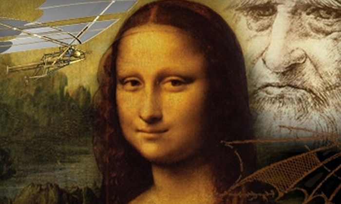 """DaVinci Machines II: The Australian Exhibit"" - Downtown St. Louis: $14 for Two General Admissions to ""Da Vinci Machines II: The Australian Exhibition"" (Up to $28 Value)"