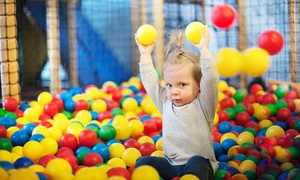 Walley World Indoor Adventure Playground: Kids Party With Food and Drink from £39 at Club World Indoor Adventure Playground (Up to 40% Off)