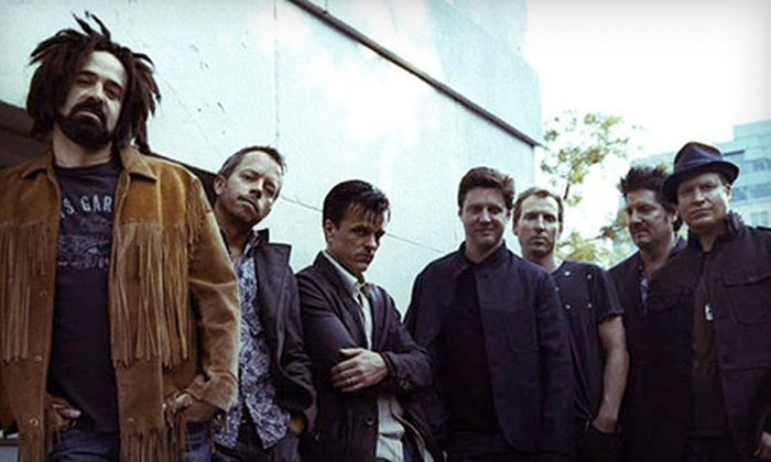 Counting Crows - Bayou Music Center: $18 to See Counting Crows at Bayou Music Center on November 12 at 8 p.m. (Up to $47.99 Value)