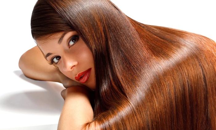 Styles Beauty Lounge - Hallandale Beach: Up to 56% Off Keratin Treatment at Styles Beauty Lounge