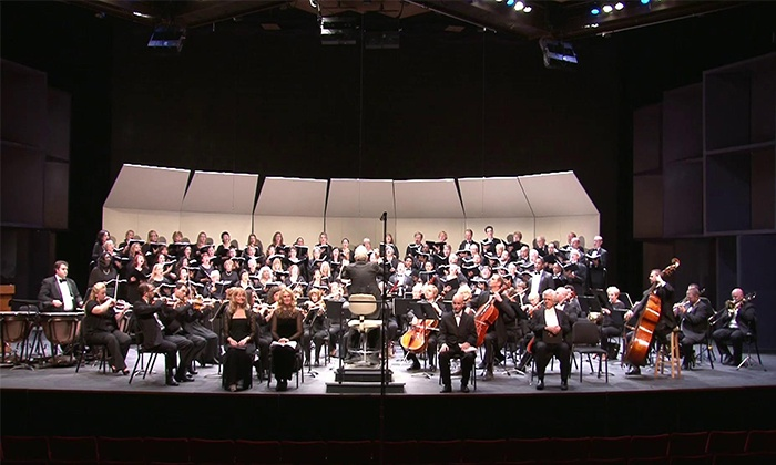 Bach-Mendelssohn Masterworks Concert - Paradise: Bach-Mendelssohn Masterworks Concert at UNLV Artemus W. Ham Concert Hall on May 4 at 3 p.m. (Up to 49% Off)