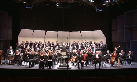 Bach-Mendelssohn Masterworks Concert at UNLV Artemus W. Ham Concert Hall on May 4 at 3 p.m. (Up to 49% Off)