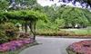 Dallas Arboretum and Botanical Gardens – $6 for Exhibit