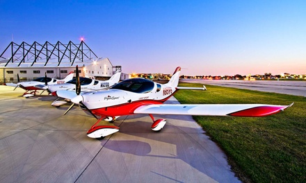 One, Two, or Four 90-Minute Introductory Flight Lessons from US Sport Aircraft (Up to 61% Off)