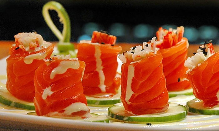 Fuji 1546 - Quincy Center: $15 for $25 Worth of Sushi and Japanese Food at Fuji 1546 Restaurant & Bar in Quincy