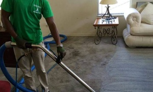 Green Choice Restoration: $40 for $90 Worth of Rug and Carpet Cleaning — green choice restoratoin