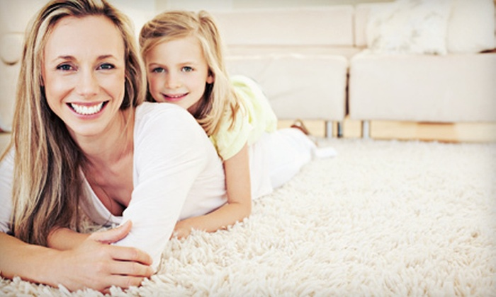 Express Dry Carpet Cleaning - Potomac: Carpet Cleaning for Two or Four Areas from Express Dry Carpet Cleaning (Up to 79% Off)