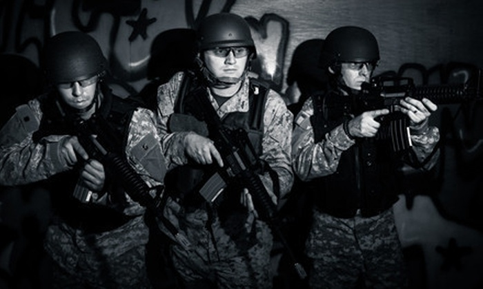 Tactical Response Unleashed - Dale: Two-Hour Tactical-Training Experience for Two, Four, Six, or Eight at Tactical Response Unleashed (51% Off)