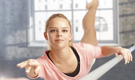 5 or 10 Barre or Core Strength Classes at Hayes House of Dance (Up to 68% Off)
