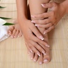Up to 53% Off Mani-Pedi at Guys and Dolls Hair Studio