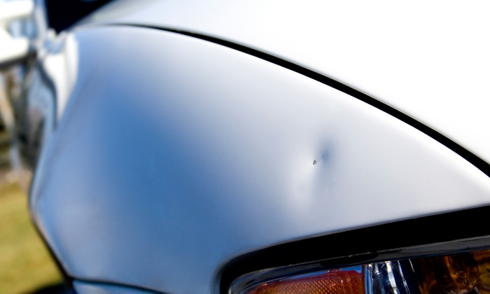 DentEx - Multiple Locations: Repair for a Quarter-Sized Dent or $10 for $250 Worth of Auto Hail-Damage Repair from DentEx (Up to 96% Off)