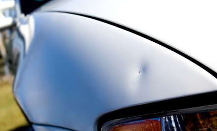 Repair for a Quarter-Sized Dent or $10 for $250 Worth of Auto Hail-Damage Repair from DentEx (Up to 96% Off)