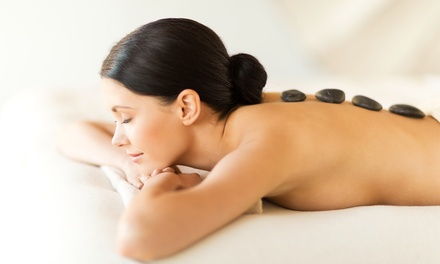 $30 for a Swedish, Hot-Stone, or Deep-Tissue Massage at Massage City ($75 Value)