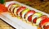 Half Off Asian Fusion Cuisine at Yong's Asian Fusion & Sushi