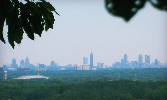 We Love 2 Hike - Kennesaw Mountain: Guided Hike with Lunch for Two or Four on Kennesaw Mountain from We Love 2 Hike (Up to 53% Off)