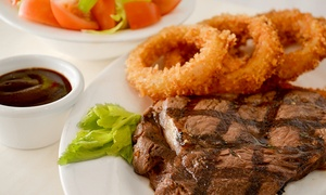 82 American Diner: AED 60 or AED 120 to Spend on American Cuisine and Drinks at 82 American Diner (Up to 52% Off)