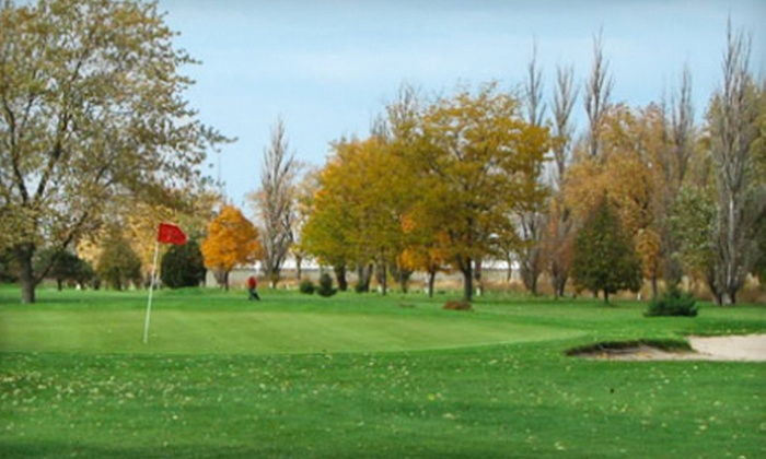 Manteno Golf Club and Learning Center - Manteno: $34 for an 18-Hole Round of Golf for Two with Cart Rental at Manteno Golf Club and Learning Center (Up to $68 Value)