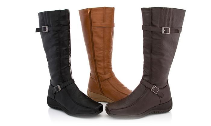 Rasolli Women's Tammy Riding Boot: Rasolli Women's Tammy Riding Boot. Multiple Colors and Styles. Free Shipping and Returns.