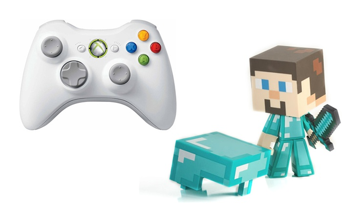 how to set up joytokey with xbox controller for minecraft